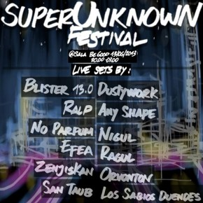 Super Unknown Festival
