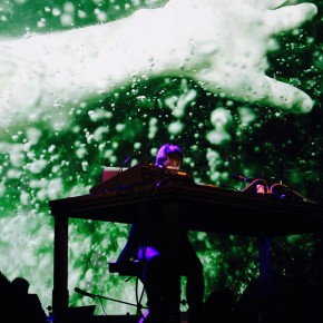Mutek, Barcelona, 2-5th March 2016