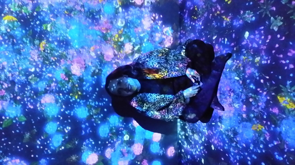 Teamlab - Pace Gallery - Audiovisual artists