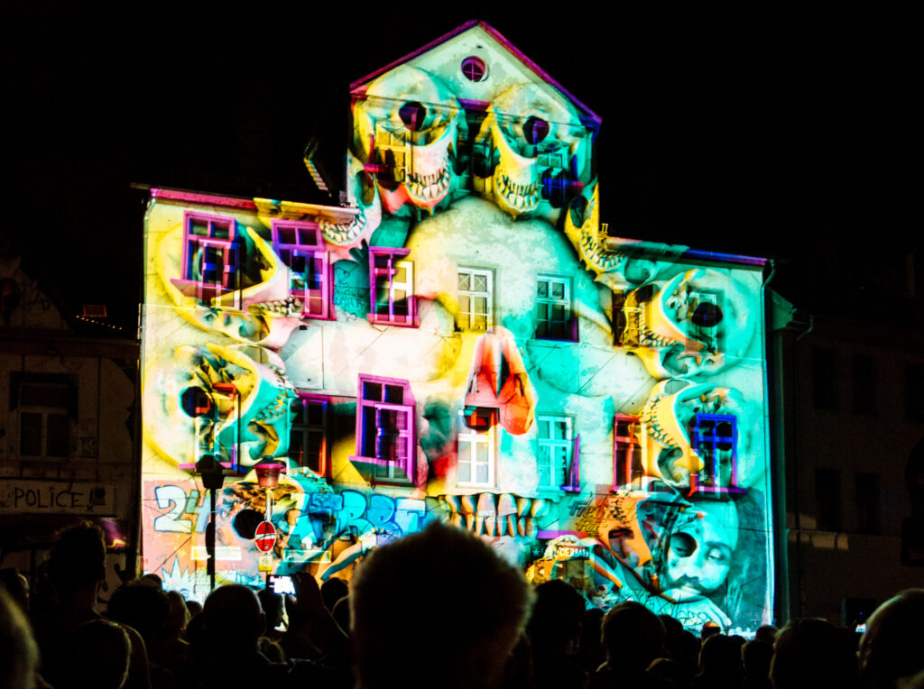 Genius Loci Weimar 2015 Winner - Audiovisual Event