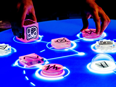 Reactable at SonarKids