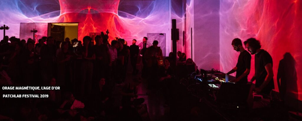 Patchlab Festival - Audiovisual event