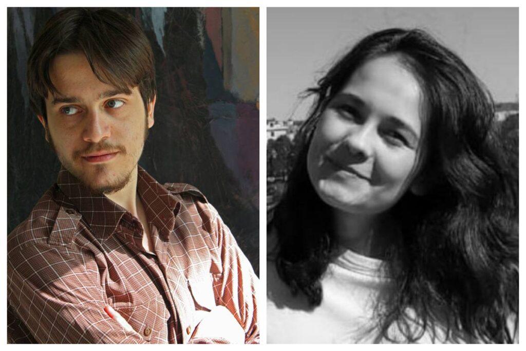 Soheil Seraji and Nadira Madreimova